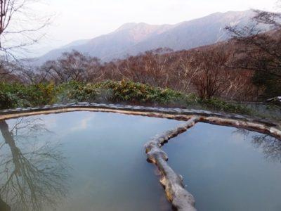 【栃木】三斗小屋温泉煙草屋旅館
