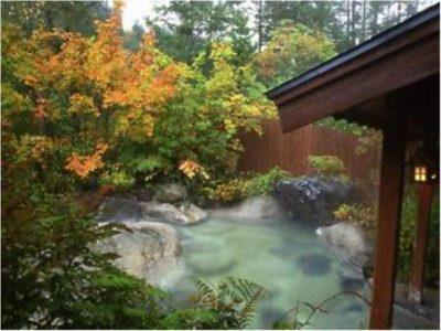 【岐阜】福地温泉 いろりの宿 かつら木の郷