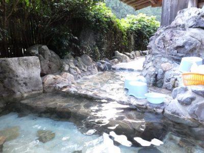【奈良】上湯温泉 神湯荘