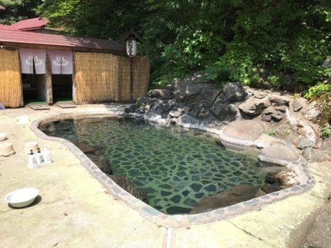 【秋田】杣温泉 杣温泉旅館