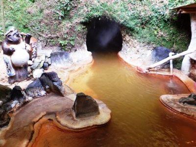 【熊本】弓ヶ浜温泉 大洞窟の宿 湯楽亭