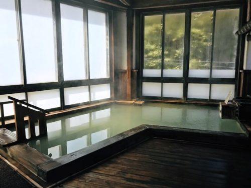 【栃木】奥塩原 新湯温泉 やまの宿 下藤屋