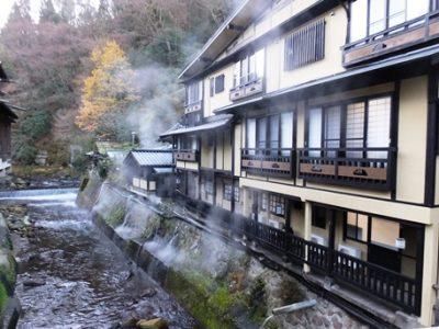 【熊本】黒川温泉 新明館