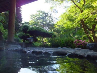 【群馬】川中温泉 かど半旅館