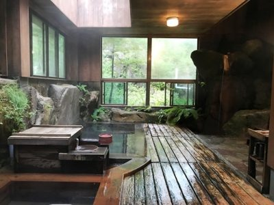 【長野】八ヶ岳 名湯 唐沢鉱泉