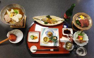 うなぎ湯の宿 琢秀-夕食9