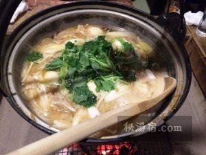 鶴の湯別館 夕食-21