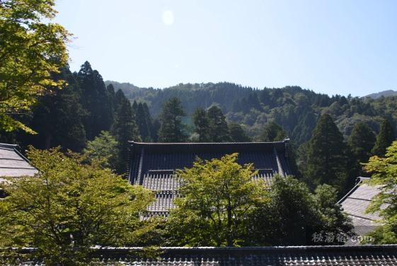 福井県の「日本秘湯を守る会」の会員宿